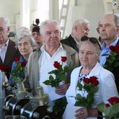 Ветеранский коллектив АО МПП «Волгостальмонтаж» отметил День Победы...