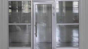 Производство и монтаж алюминиевых конструкций