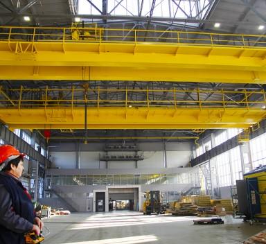 Изготовление, модернизация и ремонт грузоподъемных механизмов