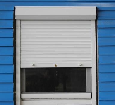 Изготовление рольставней на окна и двери