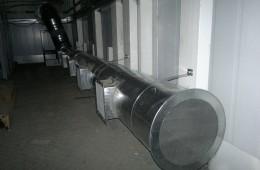 Организация систем вентиляции