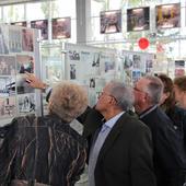 Открытие выставки «Мы строим добрые традиции» в Саратов...